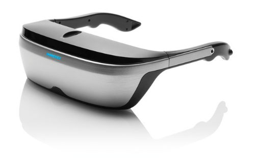 Immerex VRG-9020 Head-Mounted Display