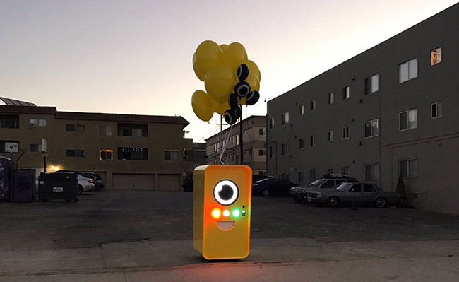 snapbots-spectacles